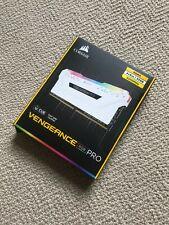CORSAIR - Vengeance RGB PRO 32GB (2PK 16GB) 3.2GHz PC4-25600 DDR4 DIMM Unbuff...