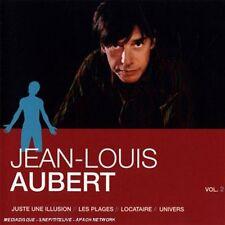 41157// JEAN LOUIS AUBERT VOLUME 2 L'ESSENTIEL 11 TITRES  CD NEUF