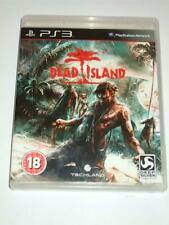 "Dead Island  Playstation 3  PS3 ""FREE UK P&P"""