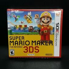 Super Mario Maker Nintendo 3DS Game BRAND NEW (US version NTSC) IN STOCK NOW