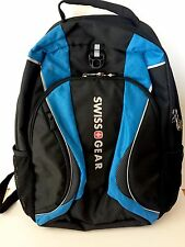SwissGear Black and Blue Backpack with Computer Pocket NWOT