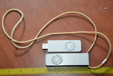New ListingLot of 2 Apple iPod Shuffle A1112 512mb vintage Mp3 music players Working