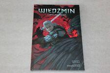 Wiedźmin - Córka płomienia - komiks (okładka twarda) WITCHER