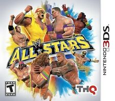 WWE All Stars - Nintendo 3DS Game