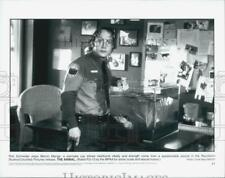 """2001 Press Photo Actor Rob Schneider Starring In Comedy Film """"The Animal"""""""
