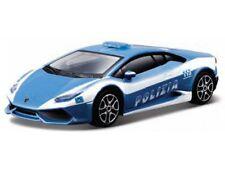 Lamborghini Huracan LP610-4 Polizia 2014 -   1/43  By burago Model Car refboxz17