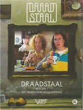 Draadstaal - Seizoen 1  3-dvd  Jeroen van Koningsbrugge en Dennis van de Ven