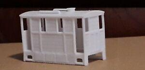 009 Tram Locomotive Kit