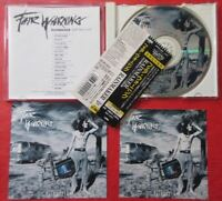 Fair Warning Rainmaker JAPAN CD with OBI & STICKER 2 Bonus Track WPCR-220
