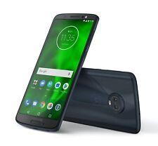 "Motorola Moto G6 Single SIM 32Gb 5.7"" FHD, 3GB, 12Mpx Dual Camara Deep indigo"