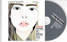 CD CARDSLEEVE COLLECTOR 15T TAME IMPALA/MATHIEU SAIKALY/ROVER/SON LUX/RATATAT