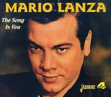 Song Is You - 4 DISC SET - Mario Lanza (2008, CD NEUF)