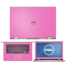 "Sparkling Pink Skin Cover Guard for Dell Inspiron 13 7000 7347 7348 13.3"" laptop"