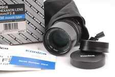 Konica 90mm/1:2.8 M- Hexanon Lens OVP 3210590