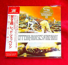 Led Zeppelin Houses Of The Holy SHM MINI LP CD JAPAN WPCR-13134