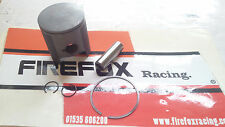 Aprilia AF1 RS125 54mm Bore Mitaka Single Ring Race Piston Kit 53.99mm