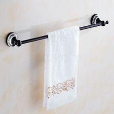 Bathroom Bath Oil Rubbed Bronze Single Towel Bar Wall Mount Towel Rack ZD748