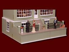Tienda de antigüedades Casa De Muñecas sótano 1:12 Escala Kit-sin pintar Coleccionable