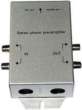 Preamplificateur phono platines vinyle preampli riaa