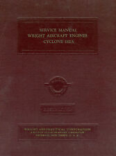 WRIGHT R-3350-18BA CYCLONE ( EARLY CONSTELLATIONS & B-29 ) SERVICE MANUAL 1944