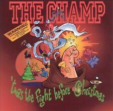 NEW 'twas the Fight Before Christmas (Audio CD)