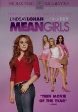 MEAN GIRLS (2004 Lindsay Lohan)  - DVD - REGION 2 UK
