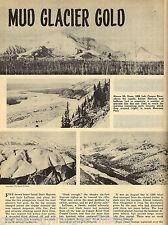"Lost Gold of Marcum's  ""Mud Glacier Gold"" Alaska"