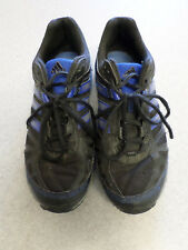 Adidas Black and Blue Trail Running Shoes Men's 8.5 (eur 42)