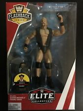 WWE Mattel Stone Cold Steve Austin Exclusive Flashback Elite Series 3 Figure