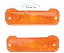 1966 66 Chevy Impala Parking Lamp Light Lenses / Pair (Left & Right) IMPL66-1