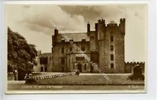 (Gb4135-512) Real Photo of Castle of Mey, Caithness c1930 VG