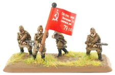 Flames of War Red Banner Warriors Soviet Late War Miniatures SU886