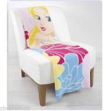 Official Kids Boys Girls Character FLEECE BLANKET Bed Throw Super Soft Warm NEW