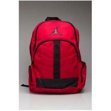 Jordan Backpack 9A1138-344 Red With Laptop Compartment Jeptall