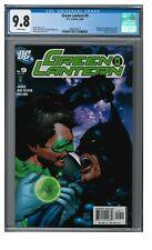 Green Lantern #9 (2006) 1st New Tattooed Man CGC 9.8 EB561