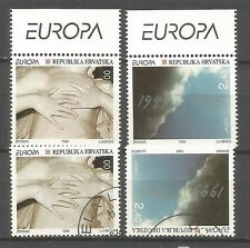 Cept / Europa   1995     Kroatien      gest  oder      **
