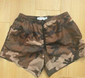 Cynical Men/Boys camouflage Swim Shorts . Small