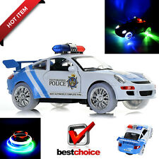 Toys for Boys Police Car Lights Siren Sound Truck Kids 3 4 5 6 7 8 9 Year Old