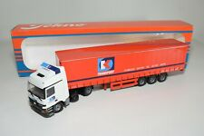 A5 23 1:50 TEKNO MERCEDES-BENZ ACTROS KAY TRANSPORT DEVON TRUCK WITH TRAILER MIB