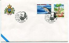 1999-09-25 San Marino Ravenna Gifra ANNULLO SPECIALE Cover