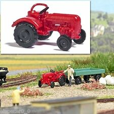 Busch 8361, Tractor Junior, N Gauge Finshed Model 1:160