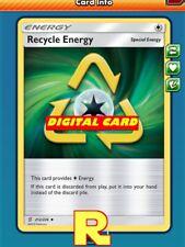 Celestial Storm Pokemon ENERGY RECYCLE SYSTEM 128//168 Comme neuf 4X