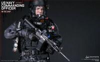 """1/6 DAMTOYS DAM 78050 US Navy Commanding Officer 12"""" Male Figure"""