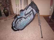 Scotty Cameron Putters M&G Tiffany & Gray Circle T Gambler Stand Bag Tour Only
