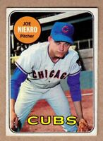 1969 Topps #43 Joe Niekro Chicago Cubs NM Near Mint condition