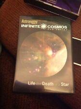Astronomy Magazine: Infinite Cosmos: Life & Death Of A Star DVD VIDEO MOVIE film