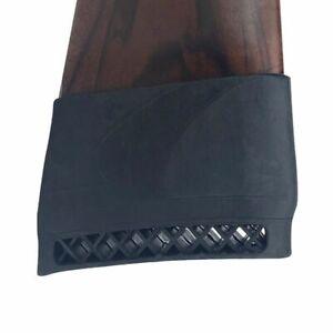 Shotgun Slip On Recoil Pad Rifle Gun Buttstock Protector Cover Shooting Hunting