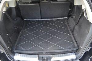 Cargo Trunk Mat Boot Liner Plastic Foam Waterproof for Fiat Freemont 13-17