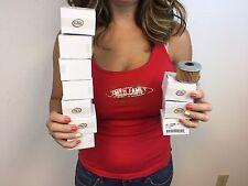 8 Pack of Oil Filters Honda Rancher 350 420 TRX300EX TRX400EX Fourtrax 300 500