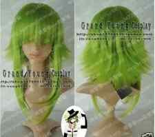 HOT! Vocaloid Gumi Cosplay Grass Green Wig ST913